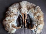 Fuchsschal echtpelz