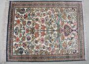 Teppich, Seidenteppich Schmuckstück