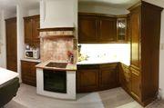 Einbauküche Landhaus Front: