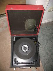 Schallplattenspieler günstig