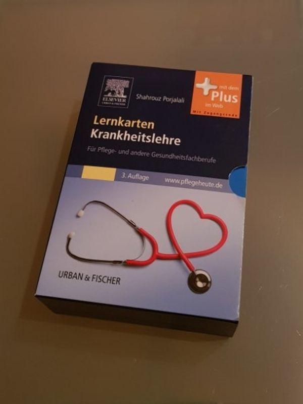 Lernkarten Krankheitslehre Urban Fischer Verlag