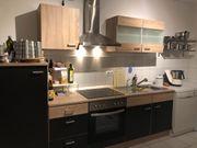 Küchenzeile ohne Elektrogeräte -