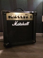 Marshall Verstärker MG 10 cd