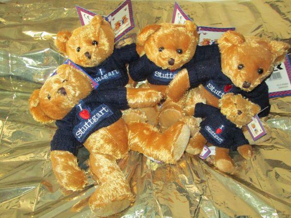 Teddybären, Plüsch, neu » Sonstiges Kinderspielzeug