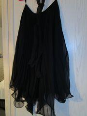 Damenrock schwarz Gr 42