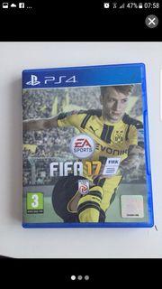 Ps4 Fifa17 Spiel