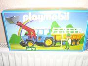 3073 Traktor + Hänger