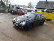 Mercedes C 200 Coupe und