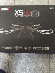 SYma Drohne X5SC Schwarz Quadrocopter
