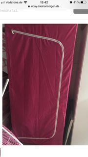 Zu verschenken Ikea Stoffschrank pink