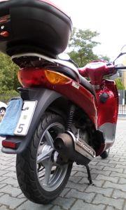Kräftiger, bequemer Honda-