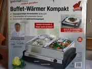 Buffet-Wärmer kompakt