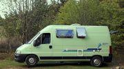 Suche Stellplatz Wohnmobil