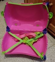 trunki Kinderkoffer rollend