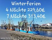 Winterurlaub an der Nordsee