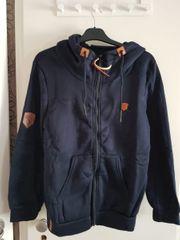Jacke blau Gr XL Naketano