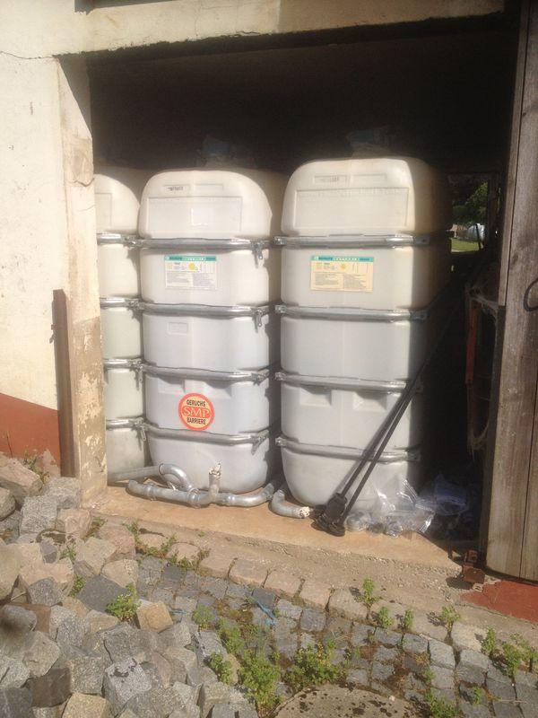 Kunststoff Oltanks In Engelthal Ofen Heizung Klimagerate