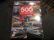 500 Lokomotiven - Buch