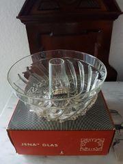 DDR Jenaer Glas Gugelhupf Glas