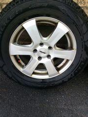 Kuga Winterkomplett Reifen