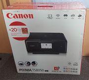 Canon Pixma TS8050 schwarz Originalverpackt