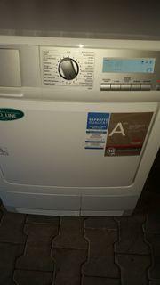 AEG Wärmepumpentrockner zu