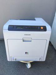 Farblaserdrucker Samsung CLP-
