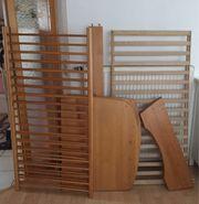 Kinderbett - Matratzengröße 140x70