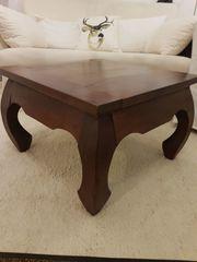 Couch Tisch - sog Opium Tisch