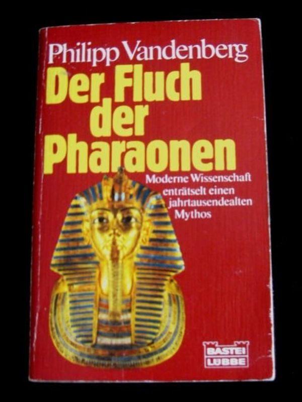 Philipp Vandenberg - Der Fluch Der