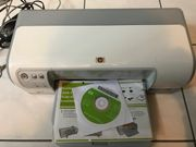 HP Drucker Deskjet