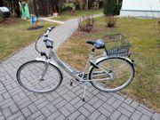 KTM Damenrad mit tiefem Einstieg