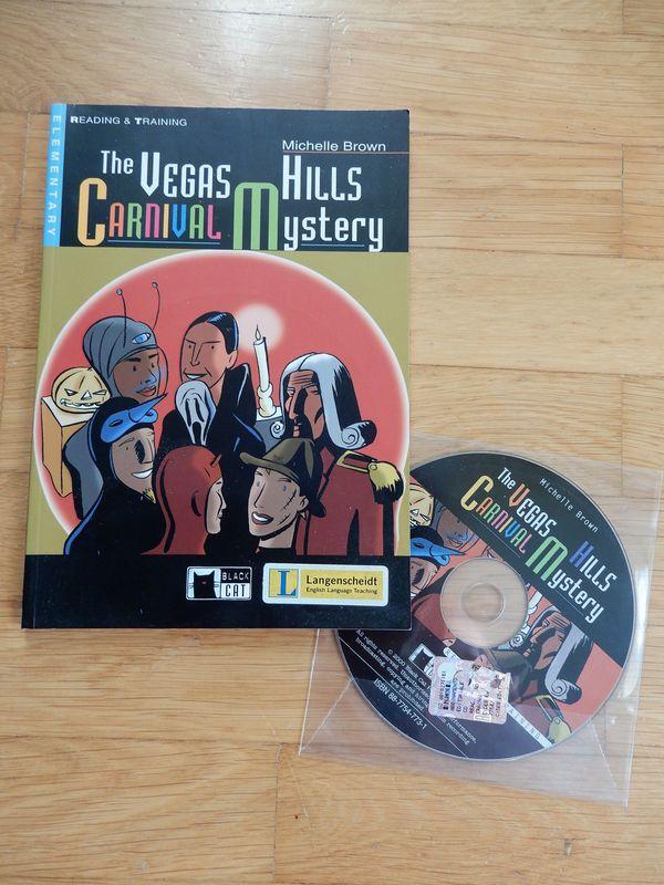The Vegas Hills Carnival Mystery / Englisch / 8. -10. Klasse Schule - Schwetzingen - Das Buch ist unbenutzt, die CD noch versiegelt.Reading & TrainingNur minimale Lagerungsspuren.Nichtraucher-Haushalt. Versand ist bei Übernahme der Kosten möglich. - Schwetzingen