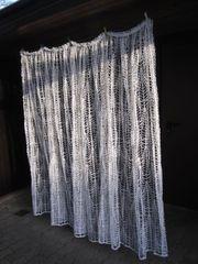 Fenster-Gardine