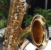 Saxophon-Oldie sucht Oldie mit Piano