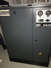 Kompressor Schraubenkompressor Atlas