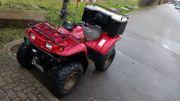 Kawasaki KVF 360 Traktor ATV