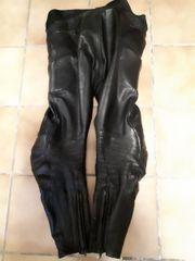 Motorradlederhose