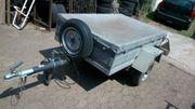 Anhänger Westfalia 600 kg TÜV