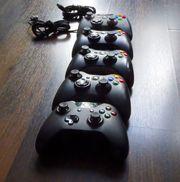 5x Xbox-Controller,