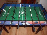 Tischfußball Tischkicker Billiard Spieletisch 12