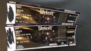 2X Karten für Slipknot Arena