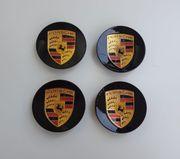 4x Porsche Felgendeckel