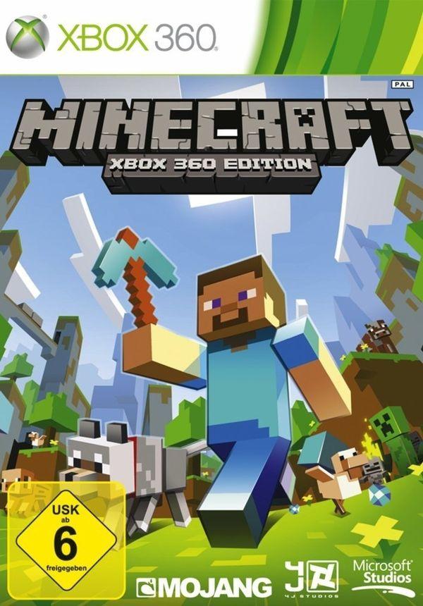 Das Spiel Ist Neu Und Noch Im Original VerpackungMinecraft XBox - Minecraft spiele kaufen
