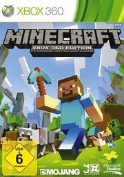 Das Spiel ist neu und noch im original Verpackung!Minecraft XBox 360 Edition Deutsch gebraucht kaufen  München Milbertshofen-Am Hart