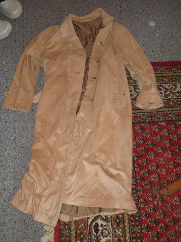 7f4118e423155f Damen Mantel günstig gebraucht kaufen - Damen Mantel verkaufen ...