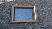 VELUX Dachfenster 55x78 Schwingfenster Holz