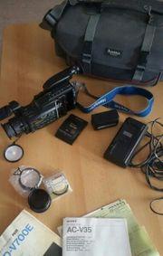 Sony Video Camera - Defekt