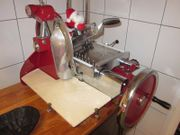 Antike Aufschnittmaschine San