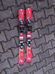 Kinder Ski 90 cm rot